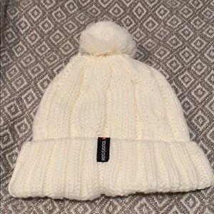 Accessories - Fleece lined Pom pom hat